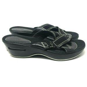 COLE HANN / NIKE AIR Slip On Sandal Size 6.5